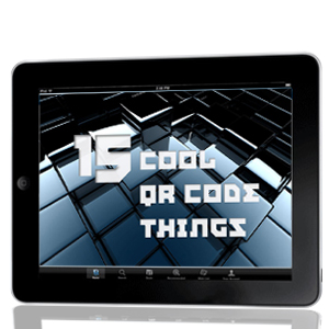 15 Cool QR Code Things slide deck image