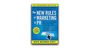 Summertime Sales Slump New Rules of Marketing & PR book column banner image