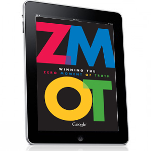 Google's Zero Moment of Truth (ZMOT) cover image