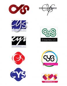 CYS logo concepts image