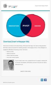 Pivot download whitepaper email image