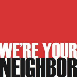 Prosper-IT We're Your Neighbor direct mail image