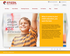 Stizzil website image